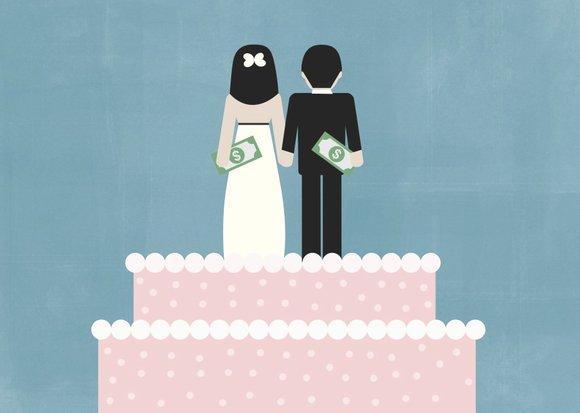 If you're keeping financial secrets from your spouse, you're not alone.