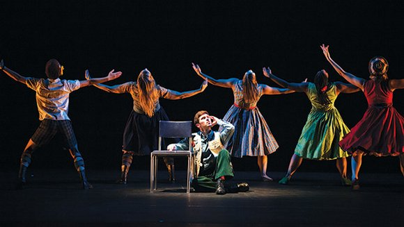 Last week, the Mark Morris Dance Group performed five nights in the intimate setting of the Institute of Contemporary Art's ...