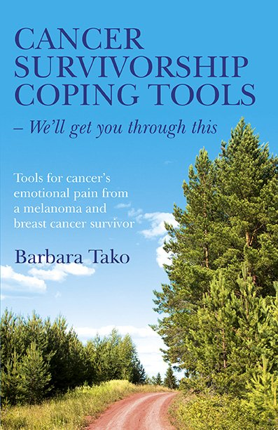 Inspired by the pages of her personal journal, Barbara Tako, two-time cancer survivor shares her journey to kick cancer out ...