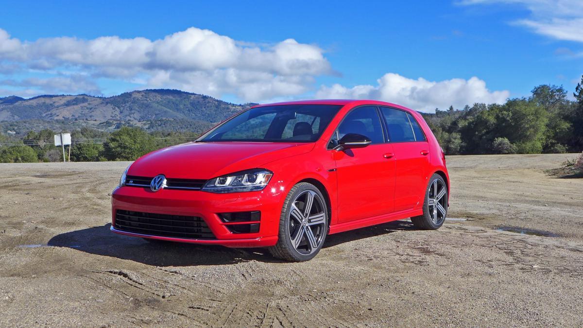 2015 Volkswagen Golf R -- US-spec first drive | Houston ...