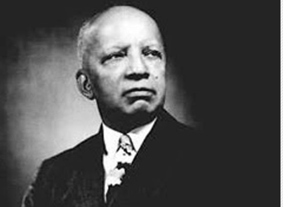 Carter G Woodson The Father Of Black History Month New York