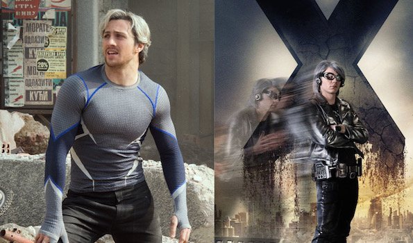 Quicksilver Avengers 2 And Days Of Future Past How Avengers 2 Made Qu...