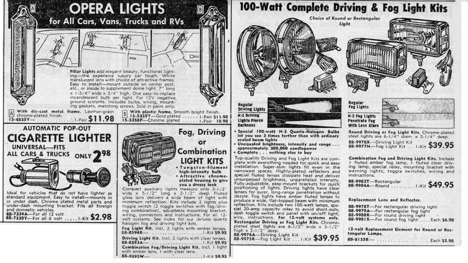 100 Years Of Jc Whitney We Miss The Old School Catalogs