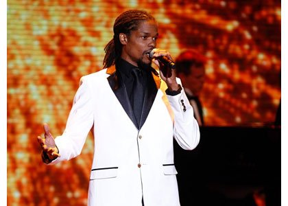 Landau Eugene Murphy Jr. will perform at Baltimore Soundstage February 13, 2015. The vocalist from Logan, West Virginia, who has ...