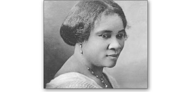 In the early 1900s, Madam C.J. Walker turned her homemade recipes for hair and scalp care products into a business ...