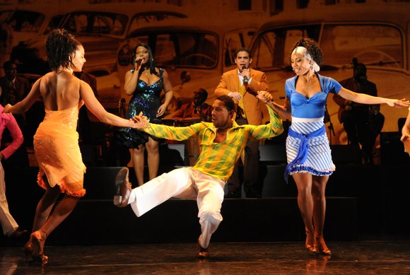 Cuban dance and music explode onto the stage at City Center Theater Feb. 18 through Feb. 22 when Ballet Rakatan, ...