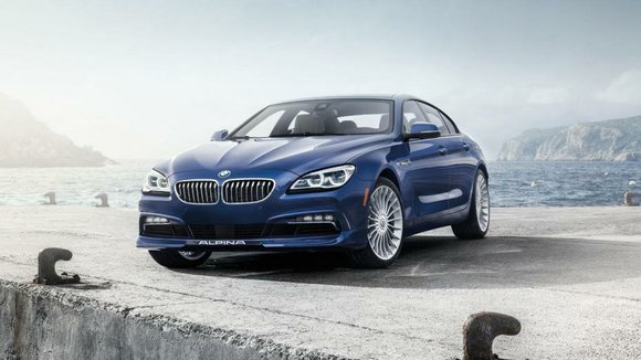 BMW tuning house Alpina revealed an updated B6 xDrive Gran Coupe this week, a model which has been offered through ...