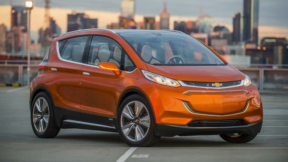 """The message from consumers about the Bolt EV concept was clear and unequivocal: Build it,"" said Batey. ""We are moving ..."