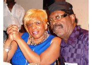 Carlton and Darlene Douglass, owner of Carlton Douglass Funeral Services.