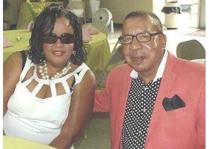 Vernard and Yvonne Wynn.