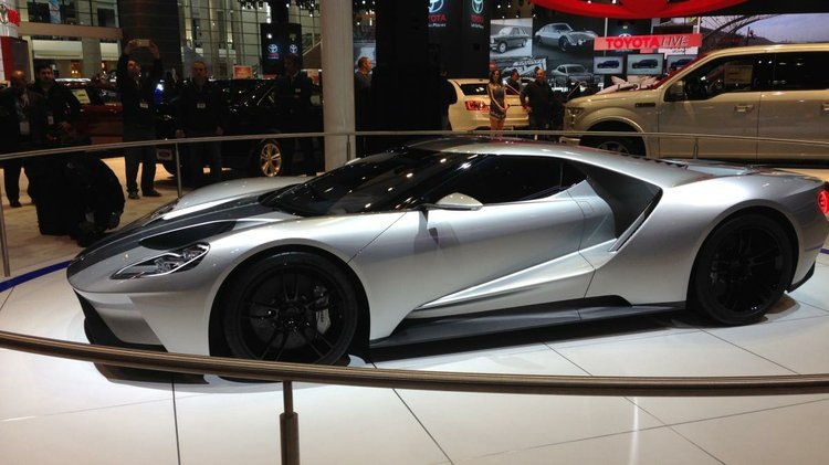 The Gt A  Hp Supercar Unveiled In Detroit Last Month Is Scheduled