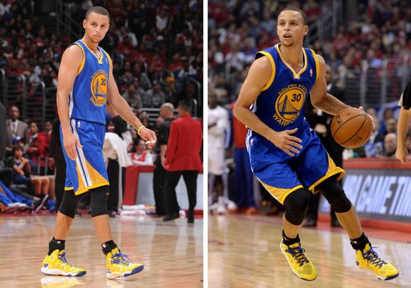 Curry is the Golden State Warriors point guard and MVP hopeful. He stars in an UnderArmour commercial that will debut ...