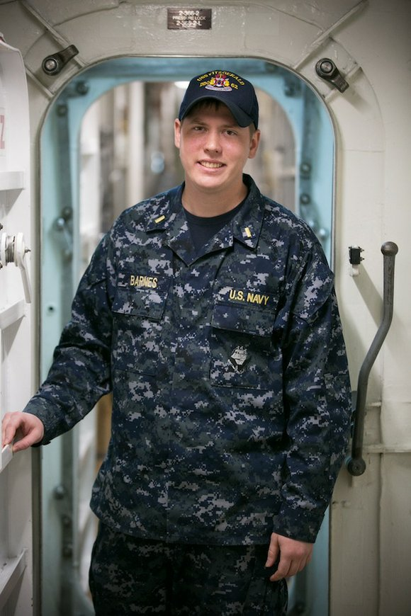 A 2009 Clearlake High School graduate and Houston native is serving aboard the U.S. Navy destroyer USS Fitzgerald (DDG 62), ...