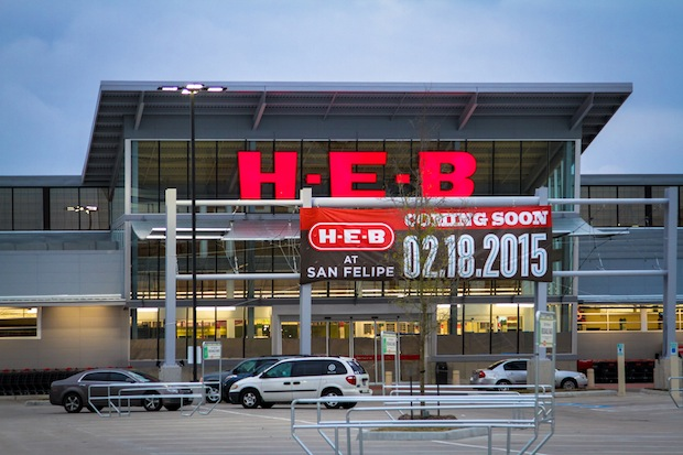 H E B To Open Finest Store In Houston On San Felipe At