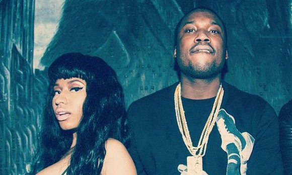 Meek was around for some of the problems Nicki and Scaff Beezy had? It does makes you wonder if Meek ...