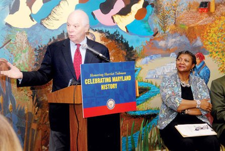 "Democratic Maryland Senator Ben Cardin says he embraces the old biblical saying of ""Out of the mouth of babes."""