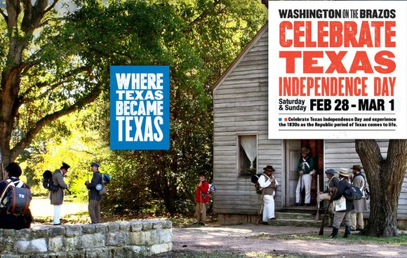 Located on 293 acres of lush park land, the picturesque Washington on the Brazos State Historic Site gives visitors unique ...