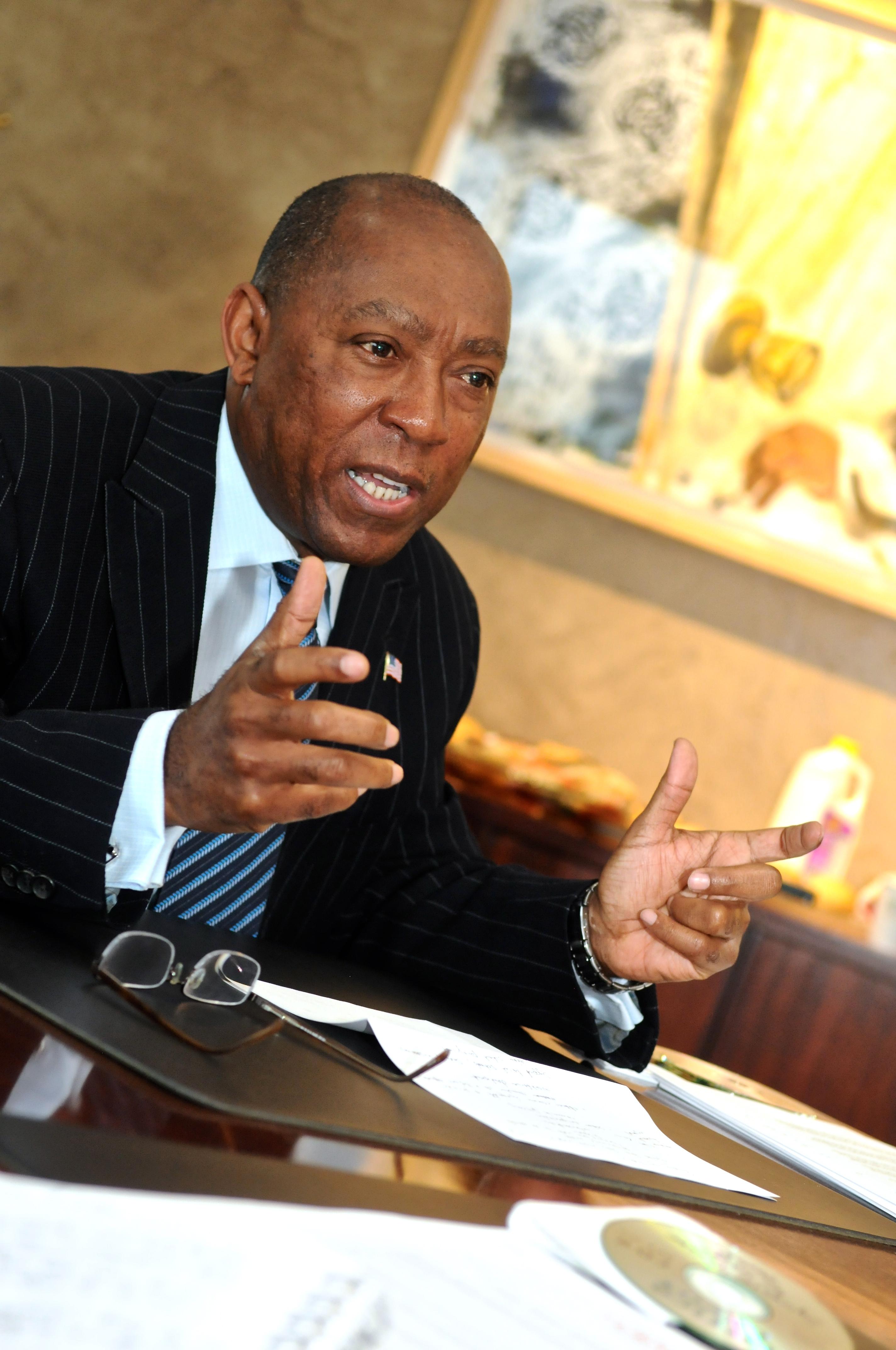 Sylvester Turner Kicks Off Mayoral Campaign Houston