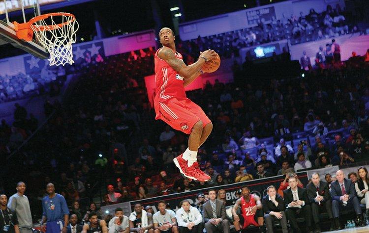 Threatt takes to rim to win NBA slam-dunk contest | Richmond
