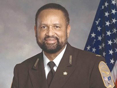 Richmond Sheriff C.T. Woody Jr. has been hit with a federal lawsuit for firing a deputy who became disabled by ...