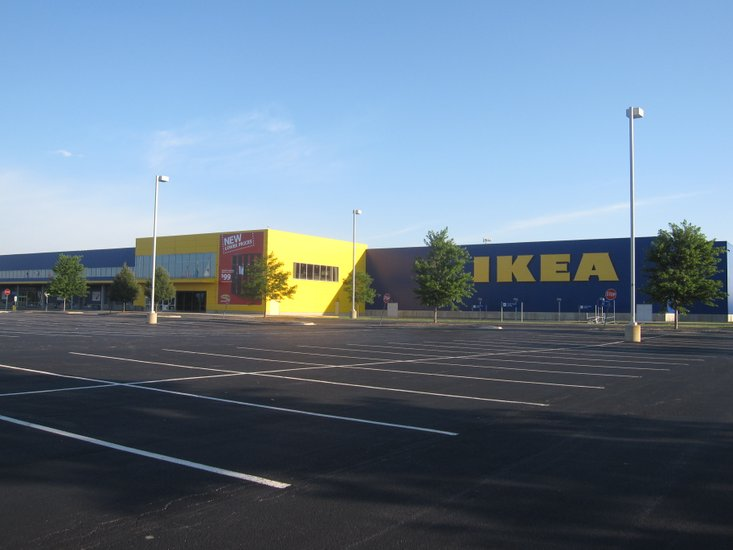 ikea to build huge joliet distribution center the times weekly community newspaper in. Black Bedroom Furniture Sets. Home Design Ideas