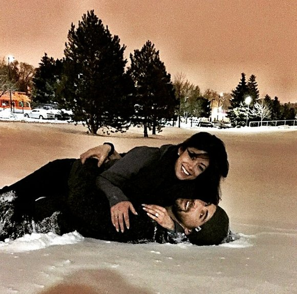 Record-setting Olympic swimmer Michael Phelps is taking the plunge. The gold medalist is engaged to girlfriend Nicole Johnson, according to ...