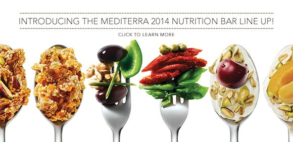 Award-winning Mediterra® (www.MediterraNutrition.com), the first company to introduce all-natural nutrition bars inspired by the Mediterranean Diet, will make its Natural ...
