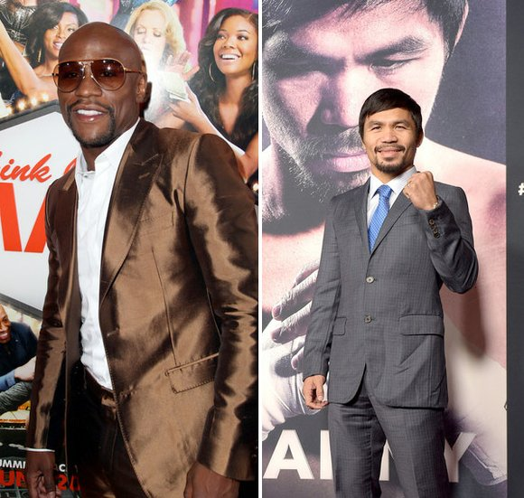 Box fans, you can get excited now. Floyd Mayweather and Manny Paciquao have finally agreed to go head-to-head in the ...