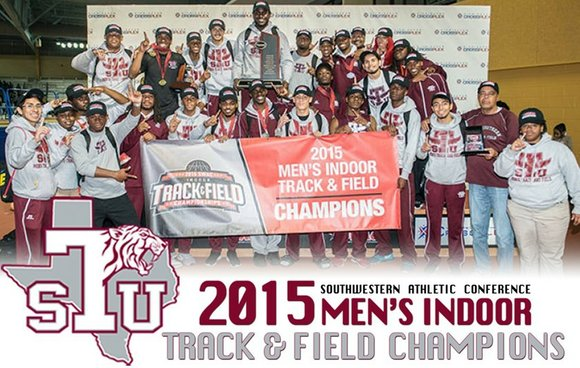 The 2015 Southwestern Athletic Conference Indoor Track and Field Championship was awarded to the Tigers of Texas Southern University February ...