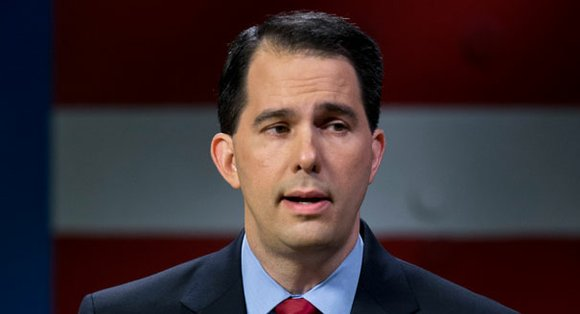 Walker was met with great fanfare at his only open event during his two-day stop to the first-in-the-nation primary state. ...