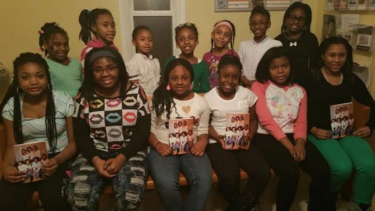 Seven girls from Pumphrey and the Glen Burnie area, who are members of the Dream Girls Youth Ministry at St. ...