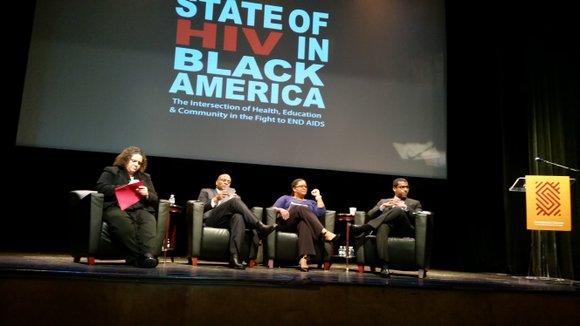 "Feb. 7, Douglas Brooks, director of the Office of National AIDS Policy, participated in a forum on the ""State of ..."