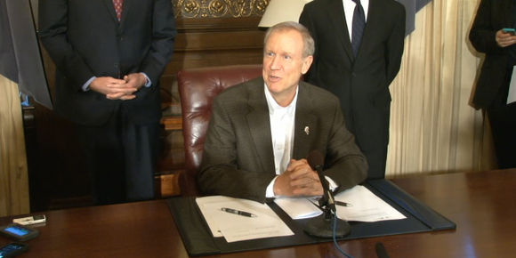 Illinois Governor Bruce Rauner is Advancing the Development of Minority Entrepreneurship (A.D.M.E) program to improve the economic climate for minority ...