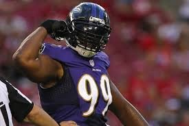 The Baltimore Ravens have terminated the contract of DE Chris Canty, general manager and executive vice president Ozzie Newsome announced ...