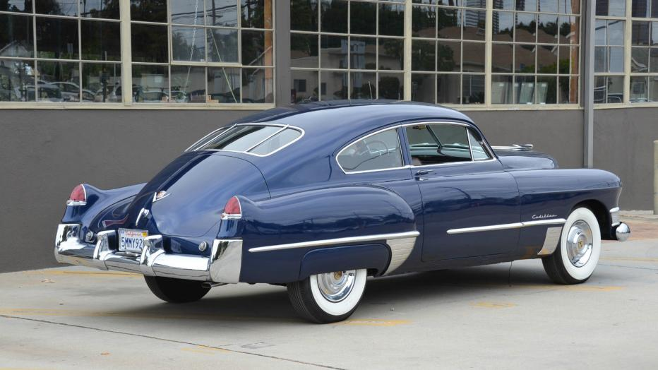 1949 Cadillac Sedanette Is Your Personal P 38 Lightning