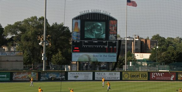 Joliet is contractually obligated to provide a working scoreboard, and will have no choice but to purchase one if it ...