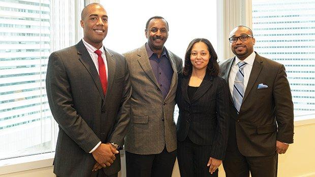 Scott Mays, Walter B. Prince, Doreen M. Rachal, Jermaine Kidd