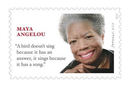 The U.S. Postal Service will honor Maya Angelou, the beloved late poet, author, educator and champion of equality, with a ...