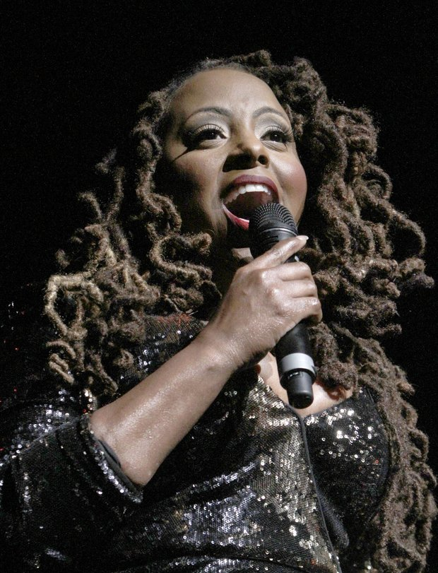 Ledisi did what stars with one stage name do – she brought it during the Fred Jones-promoted concert at the Orpheum Theatre on Saturday night. (Photo: Warren Roseborough)