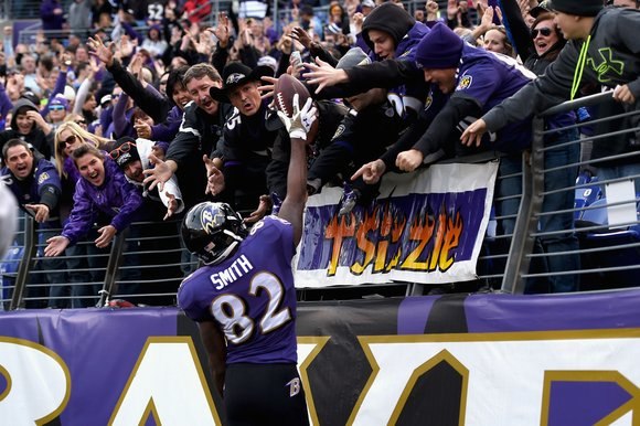 """Although I may no longer be a member of the Baltimore Ravens, at heart, I will always be a Raven. ..."