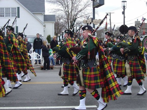 The Hometown Irish Parade starts at 1 p.m. and will be followed by a variety of family activities in downtown ...