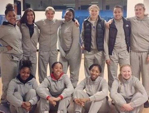 The Grant High School Girls Basketball team is headed to the state playoffs after beating Franklin.