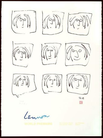 Lennon by Yoko Ono