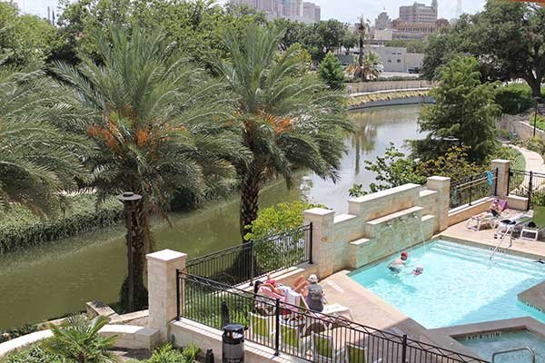 San antonio beyond the river walk to the historic peal - Wyndham garden san antonio riverwalk ...