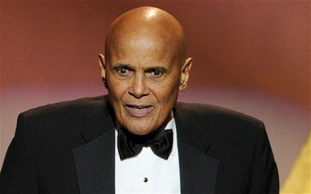 Harry Belafonte Wife Julie Robinson