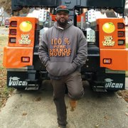An engaged and involved member of the Orange Mound community, Tony Anderson is driven to help young people. (Courtesy photos)