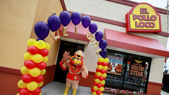 The buzz keeps growing for El Pollo Loco, which revealed very strong sales Thursday after the bell. The stock surged ...