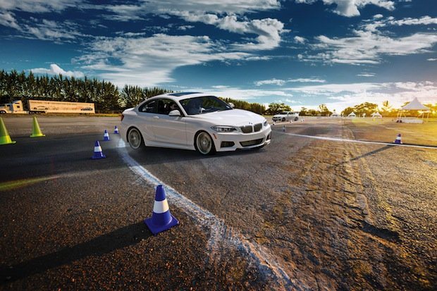 Bmw S Ultimate Driving Experience Offering Dynamic Behind The Wheel