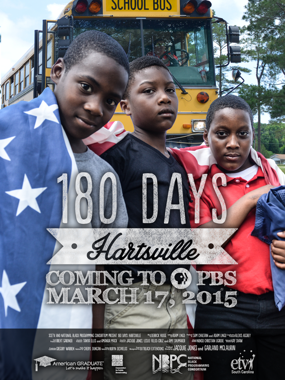 The program is 180 Days: Hartsville and it's executive produced by client National Black Programming Consortium (NBPC), the nation's primary ...