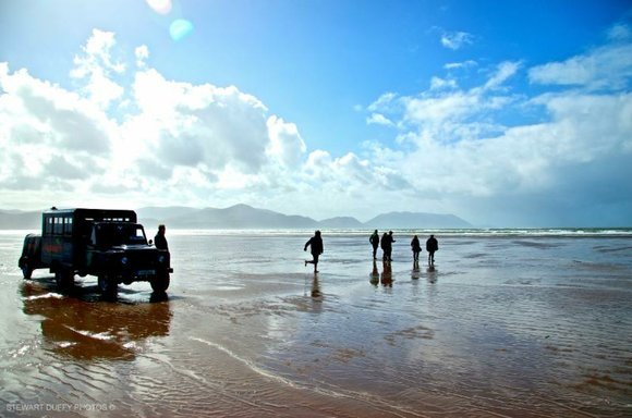 The Wild Atlantic Way is the longest defined coastal touring route in the world, embracing Ireland's wild West Coast landscape, ...